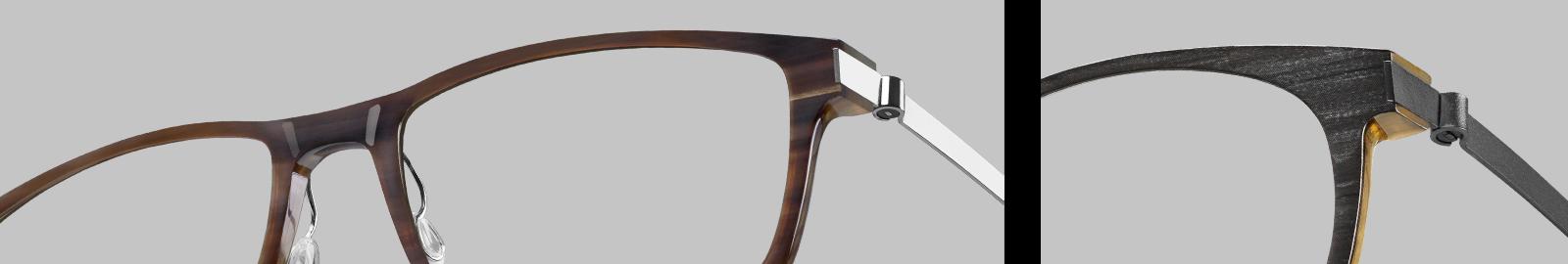 brille selber anpassen