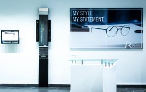 Video-Zentrierung sorgt für optimale Sicht bei Gleitsichtbrillen