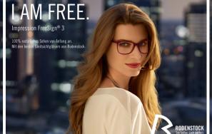 Neues Gleitsichtglas von Rodenstock – Impression Freesign 3
