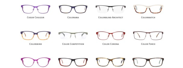 COLORCODE Brillen demnächst bei uns erhältlich