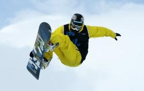 Kontaktlinsen ideal für Wintersport