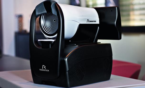 Mit Rodenstock DNEye Scanner Sehpotenzial zu 100% ausschöpfen